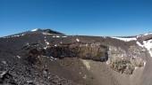 Cráter y cumbre internacional