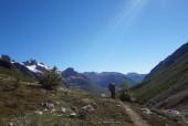 Valle del Turbio desde paso El Peñón