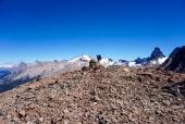 Cumbre de la ruta (paso o portezuelo del Castillo)