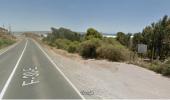 Acceso público al borde costero desde la ruta F-30-E.