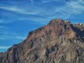 Detalle Cerro Agujereado