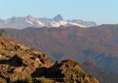Sierras del Brujo y de los Punzones