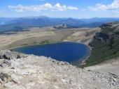 Laguna Cráter del Batea Mahuida