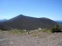 Crater volcán Apagado