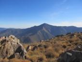 El Roble desde Cumbre El Garfio