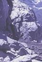Tapón del Glaciar Cipreses.