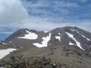 Cumbre Norte y Sur desde el plateau