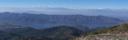 Vista laguna Aculeo