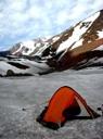 Campamento 1, Loma Larga.