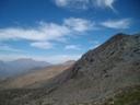 Sierra de Ramón desde Ruta al Cortadera