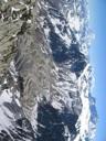 Vista desde la cumbre hacia el norte