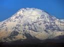 Volcán Tupungato desde Luján de Cuyo, Mendoza