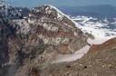 Parte del cráter