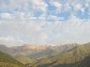 Sierra de Ramón desde Los Almendros