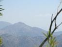 Alto de las Vizcachas desde filo Pochocón - Pochoco