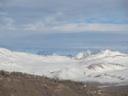 Mesón Alto, Cortaderas y Loma Larga desde cumbre Co. del Medio