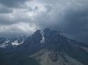Cara Sur y Nubes de Tormenta