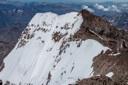 Imponente Pared Sur del Aconcagua