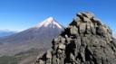 Volcan Osorno mirado desde Cerro Picada