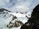 Nevado Cisne desde el Cerro Torrecillas.