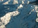 Valle del Morado desde el aire