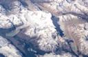 San Lorenzo desde el espacio