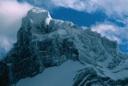 Cumbre principal desde el Valle del Francés