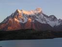 Paine Grande amanecer