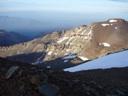 Leonera desde Glaciar Iver