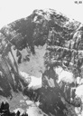 Cara sursureste del Nevado del Plomo