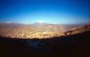 Illimani y La Paz