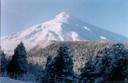 El Villarrica en invierno