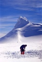Choshuenco en invierno