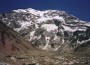 Pared Sur del Aconcagua