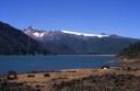 Yate desde lago Cabrera