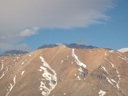 Cerro Manchón desde Sierra San Francisco