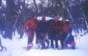 Miembros primera ascensión invernal