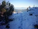 Ancensión al Pochoco nevado
