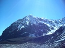 Cerro Chacaya desde Lo Valdés