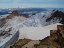 Vista desde cumbre norte