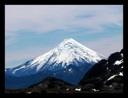 Osorno desde el mirador del cerro Arcoiris.