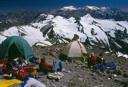 Campamento a 6.100 m.