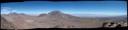 Vista del Cerro Tumisa desde el Cerro Corona