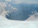 El cráter del Villarrica