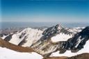 Cerros la Paloma y El Altar desde el Plomo
