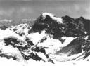 Alto de los Leones desde Nevado Olivares