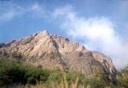 Roca de la cumbre