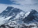 Cerro Arenas: Pared Sur y Estribaciones