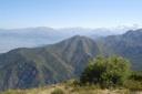 Vista desde mirador de Cerro La Cruz