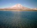 Laguna del Diamante - Volcan Maipo